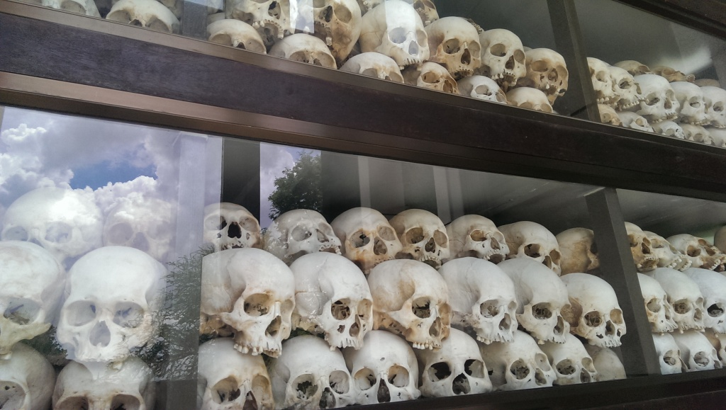 Phnom Penh, The Killing Fields and Tuol Sleng - Cheoung Ek