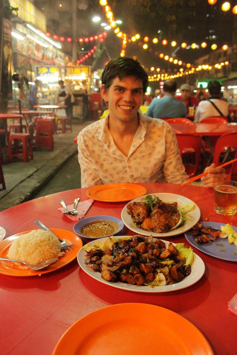 Things to do in Kuala Lumpur - Jake @ Jalan Alor