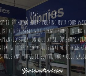 Yourowntrail Travel Tips No 17