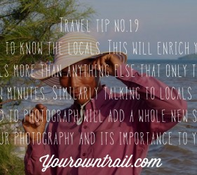 Yourowntrail Travel Tips No 19