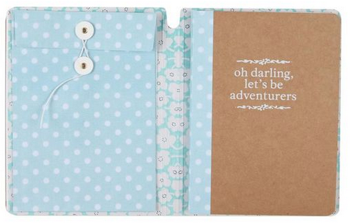CottonOn has a wide range of travel journals - this is my favourite