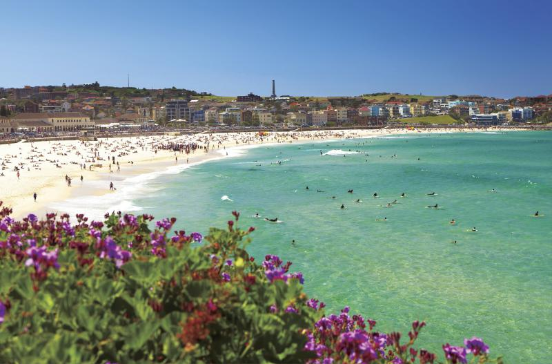 10 free things to do in Sydney - Bondi walk