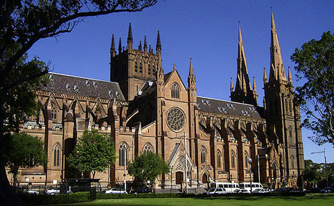 10 free things to do in sydney - St Marys