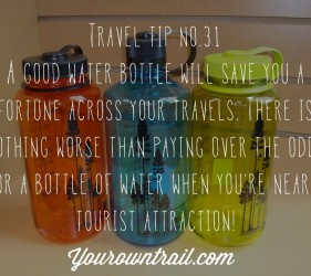 Yourowntrail Travel Tips No 31