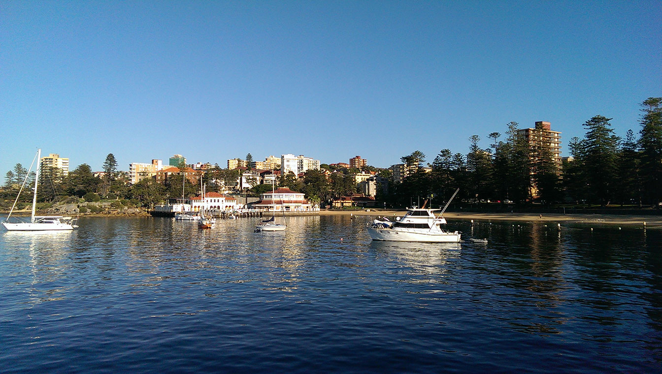 One week in Manly NSW