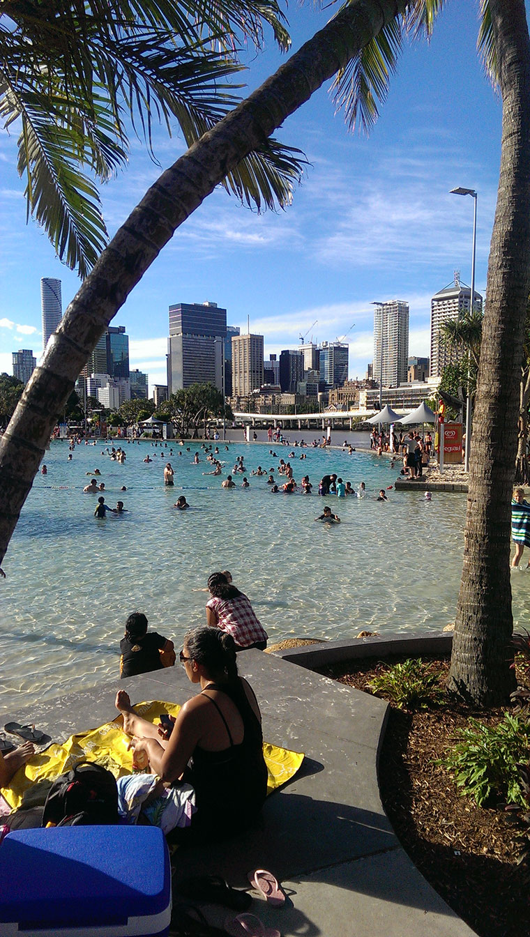 Free things to do in Brisbane
