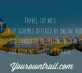 Yourowntrail Travel Tips No 5